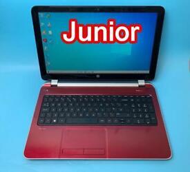HP QuadCore 8GB Ram 1TB Slim HD Laptop, Win 10, Microsoft office, Excellent Condition