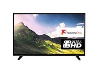 Finlux 55 Inch Ultra HD Smart Netflix 4K LED TV Freeview Play