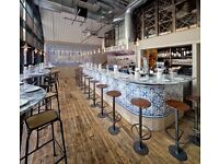 Bar Douro is hiring! Newly opened Restaurant / Wine Bar in London Bridge looking for waitresses.