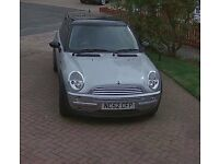 Mini Cooper 1.6 Petrol - Full Leather
