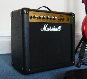 Amplificateur Marshall MG15CD
