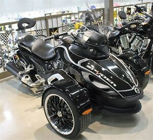 2008 Can-Am Spyder  GS SM5 MANUAL LOTS OF ACC'Y