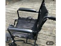 Collapsible wheel chair