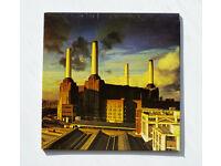 Pink Floyd 'Animals' Vinyl LP. 1st Press EMI Harvest label SHVL 815.