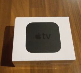 Apple Tv Box 4K HDR 32gb (unopened )