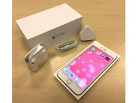 Boxed Rose Gold Apple iPhone 6 Plus 16GB Factory Unlocked Mobile Phone + Warranty