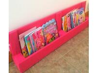 *** book unit pink ***