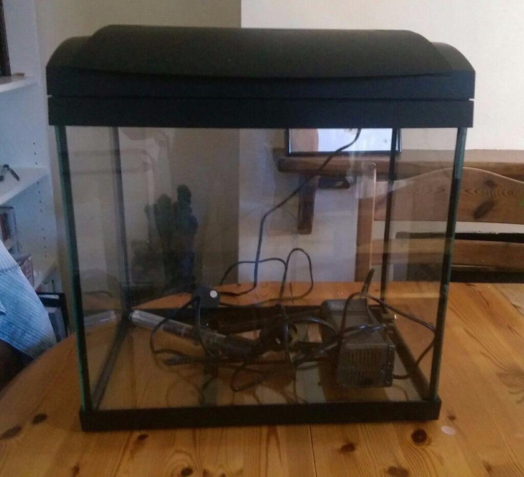 Superfish aquarium fish tank aqua 60 - Aquarium Fish Tank 40l Superfish Aqua 45 Plus Heater And Filter