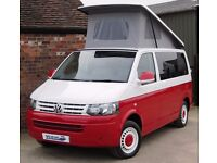 VW T5 Camper - Brand New 4-berth Campervan Conversion