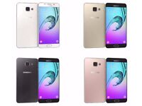 SAMSUNG A5 2016 UNLOCKED BRAND NEW COMES WITH SAMSUNG WARRANTY & ALL ACCESSORIES