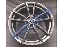 V1* 4X NEW ALLOY WHEELS 19 INCH ALLOYS VW VOLKSWAGEN GOLF CADDY SCIROCCO GTD GTI R PRETORIA