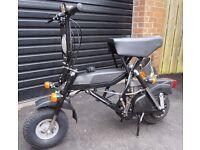 Di Blasi fold up motorbike 50cc