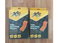 Tyre Traction Tracks x2