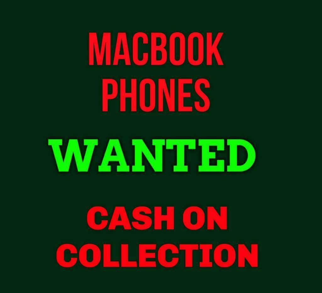 iPhone x 8 PLUS 7 Samsung S8 S9 plus 32gb 64gb 128gb 256gb macbook air Pro touchbar ipad 12.9 wanted