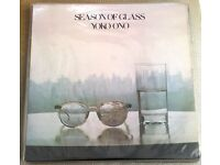 Yoko Ono ‎– Season Of Glass ORIGINAL UK Album MINT.