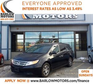 2013 Honda Odyssey EX-L w/RES*EVERYONE APPROVED* APPLY NOW DRIVE