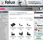 Magazijnopruiming Folux, Foto-video accessoires, tot -70%