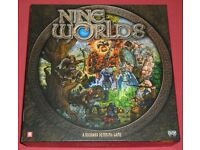 'Nine Worlds' Board Game