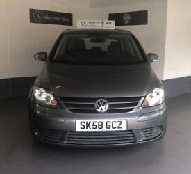 VOLKSWAGEN GOLF PLUS LUNA 1.9 TDI/GENUINE LOW MILES/WILL COME WITH A FULL MOT AND MONTHS WARRANTY