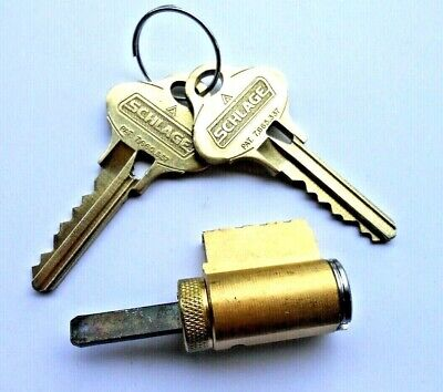 1 Schlage Everest S123 Key In Lever Cylinder