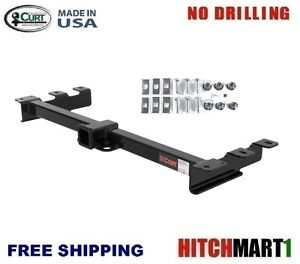 TRAILER HITCH FOR 1999-2006 CHEVY SILVERADO w ROLL PAN BUMPER  2
