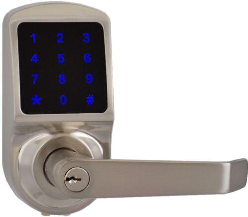 Scyan X3 Touchscreen Keyless Door Lock Satin Nickel