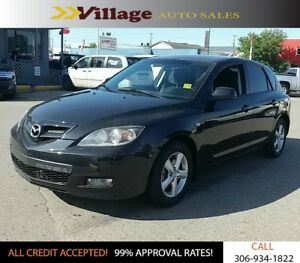 2009 Mazda Mazda3 GX Satellite Radio, Digital Audio Input, Fr...