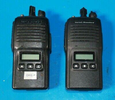 Vertex Standard Vx-180u Two Way Radio 16 Channels K66vx-160u