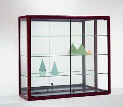 Vitrina de cristal V3-ALL Mural,vitrinas para collectionas,vitrinas para tendas