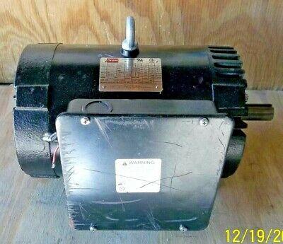 7.5 Hp Commercial Duty Dayton Air Compressor Motor