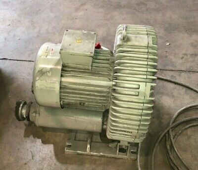 Cnc Table Dutair  Side Channel Blower Vacuum Industrial Vacuum Pump