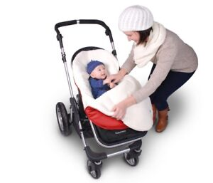 Car seat - stroller baby cover - Jolly Jumper