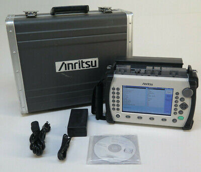 Anritsu Mt9083a2 Fiber Otdr Access Master W Hard Carry Case