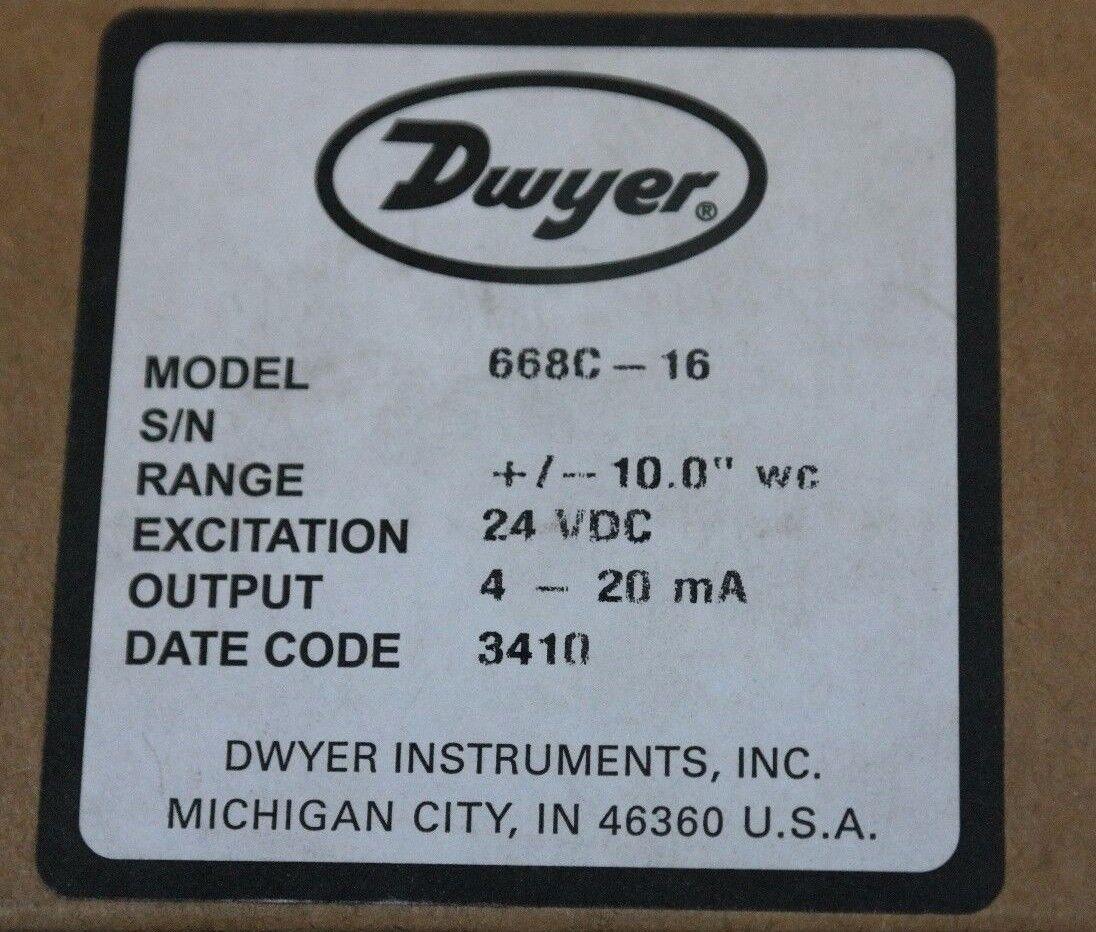 Dwyer 668c 16 Compact Differential Pressure Transmitter 1634 10 Tool Kit 12 Different Tools Circuit Board Repair Zd151 4416420