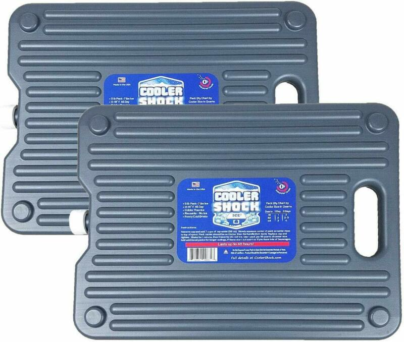 Cooler Shock Hard Packs - 2pk