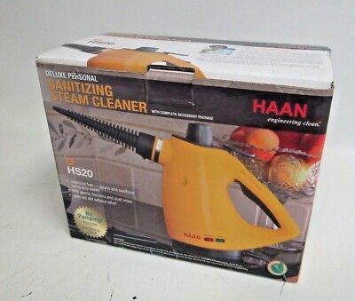 haan steam cleaner for sale  Limekiln