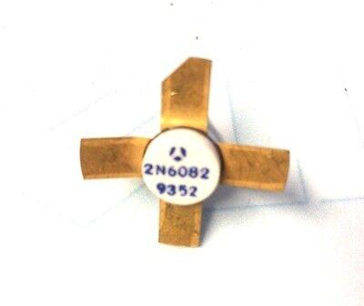 2n6082 Rf Power Transistors And Microwave