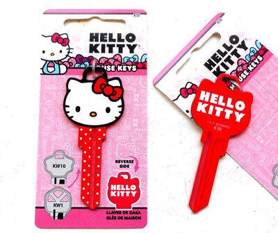 1 Sanrio Hello Kitty   Head Shape Key Blank Kw   Kwikset Lock