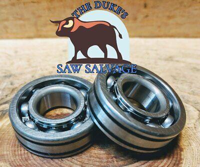 The Dukes Stihl Ts410 Ts420 Crankshaft Bearing Set Of 2