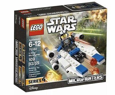 Lego Star Wars Microfighters U-Wing Box Set 75160 *BRAND NEW*