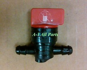 1-4-Fuel-Shut-Off-Valve-Straight-In-line-Cut-Off-Gas-Petcock-Diesel-Mower-ATV