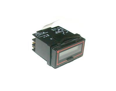 Eagle Signal Electronic Lcd Digital Totalizer Counter 8-digit