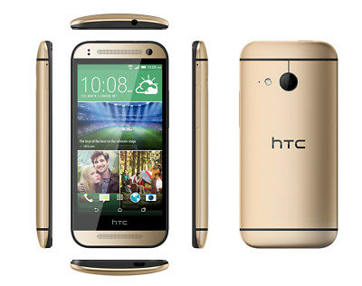 HTC One mini 2 - 16GB - Amber Gold (Unlocked) Smartphone