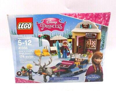 LEGO l Disney Frozen Anna & Kristoff's Sleigh Adventure 41066 Disney Toy