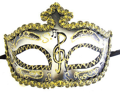 Music Princess Venetian Masquerade Halloween Party Costume Prom Masquerade FS (Venetian Princess Halloween)