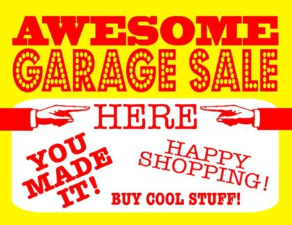 HUGE Garage Sale Wattle Grove Saturday 15th August 8:00 am - 4:00 pm Wattle Grove Liverpool Area Preview