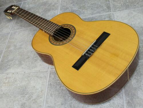 Paco Marin Solid Cedar Top/Rosewood Classical Guitar PH-558 MADE IN SPAIN