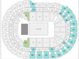2 Flume tickets, Sydney - reduced price to sell today Kirribilli North Sydney Area Preview