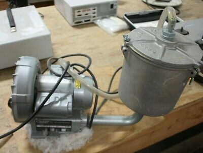 Gast R1102c-14 Regenair Regenerative Blower Pump - 27 Cfm - 28.5 Max Pressure