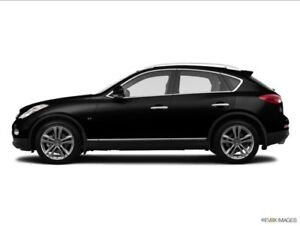 2015 Infiniti QX50 JOURNEY PREMIUM - Lease/location $587